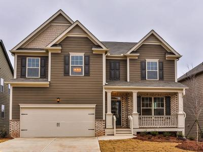 Holly Springs Single Family Home For Sale: 112 Shepherds Crossing