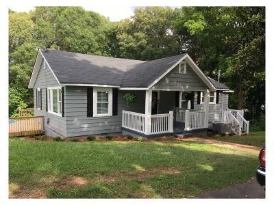Canton Single Family Home For Sale: 171 E Killian Street