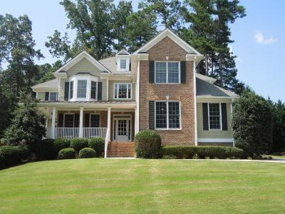 Powder Springs Single Family Home For Sale: 5610 Maxon Marsh Drive