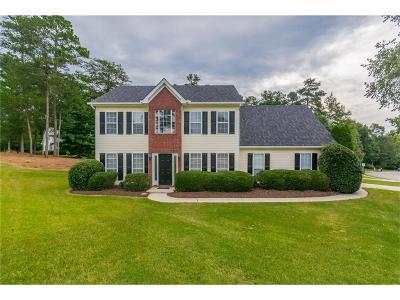 Buford Single Family Home For Sale: 4245 Hamilton Walk Drive