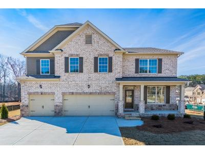 Kennesaw Single Family Home For Sale: 763 Amos Lane