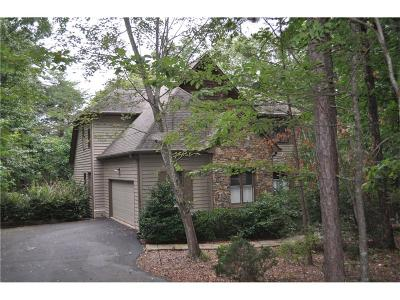 Big Canoe Single Family Home For Sale: 113 Yanoo Trace