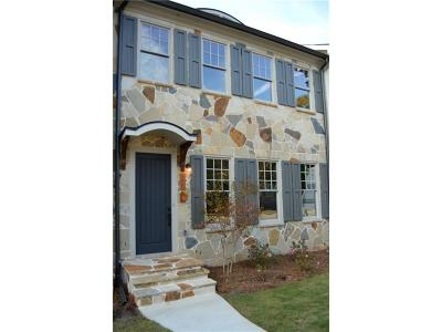Decatur Condo/Townhouse For Sale: 1216 Church Street