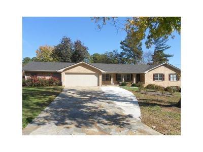Decatur Single Family Home For Sale: 2840 Bonanza Drive