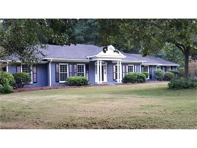 Austell Single Family Home For Sale: 1943 Arnold Drive
