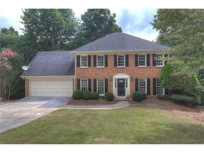 Lilburn Single Family Home For Sale: 5040 Huntshire Lane SW