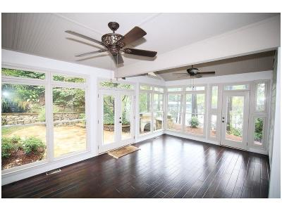 Johns Creek Single Family Home For Sale: 9875 Rod Road