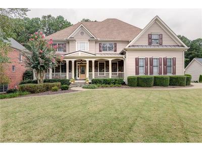 Canton Single Family Home For Sale: 1388 Bridgemill Avenue
