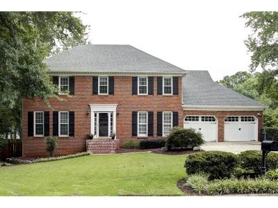 Kennesaw Single Family Home For Sale: 150 Lakeside Drive NW