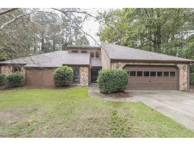 Grayson Single Family Home For Sale: 2063 Lou Court