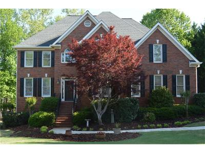 Marietta Single Family Home For Sale: 880 Crossfire Ridge NW