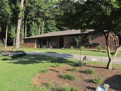 Single Family Home For Sale: 115 Forest Hall Lane