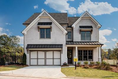 Sandy Springs Single Family Home For Sale: 820 Novello Court