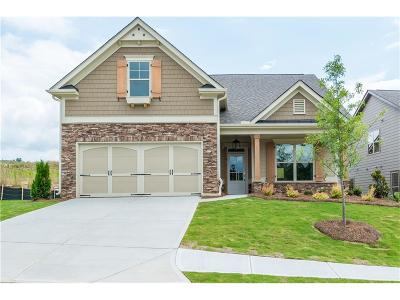 Holly Springs Single Family Home For Sale: 154 Fieldbrook Crossing