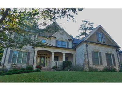 Kennesaw Single Family Home For Sale: 2119 Ector Place NW