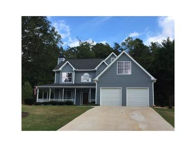 Dawsonville Single Family Home For Sale: 177 Valley Brook Drive