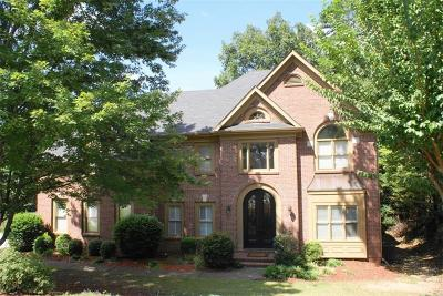 Johns Creek Single Family Home For Sale: 9785 Rod Road