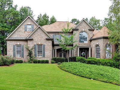Woodstock Single Family Home For Sale: 3007 Golf Crest Lane