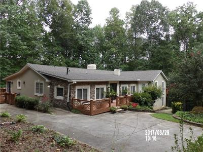 Forsyth County, Gwinnett County Single Family Home For Sale: 5920 Tanglewood Circle