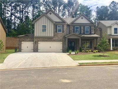 Buford Single Family Home For Sale: 4089 Two Bridge Drive