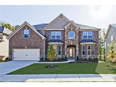 Buford Single Family Home For Sale: 4024 Two Bridge Court