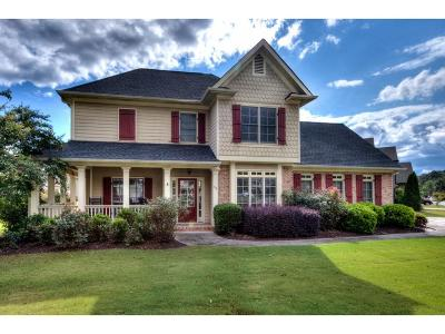 Cartersville Single Family Home For Sale: 44 Lake Haven Drive