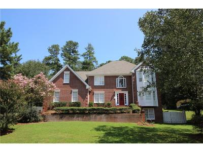 Lilburn Single Family Home For Sale: 5140 Shadow Path Lane SW