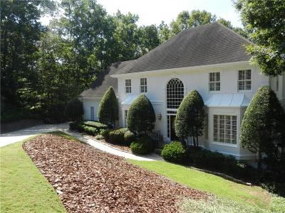 Johns Creek Single Family Home For Sale: 5495 Hampstead Way