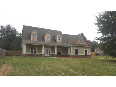 Covington Single Family Home For Sale: 70 Chimney Ridge Lane
