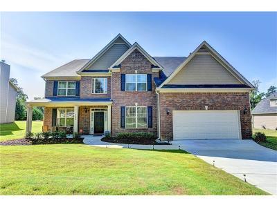Grayson Single Family Home For Sale: 2448 Britt Street