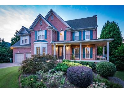 Powder Springs Single Family Home For Sale: 5526 Corn Mill Lane