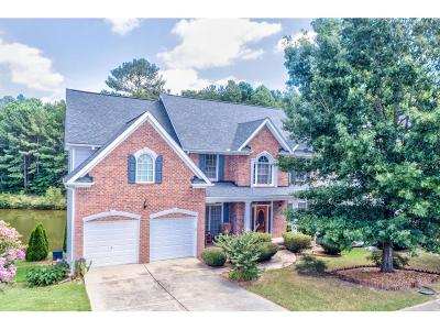 Lawrenceville Single Family Home For Sale: 1366 Wind Chime Court