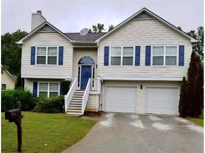 Braselton Single Family Home For Sale: 165 Summerbrook Road