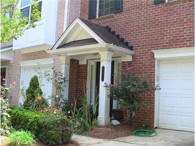 Sandy Springs Condo/Townhouse For Sale: 631 Coligny Court