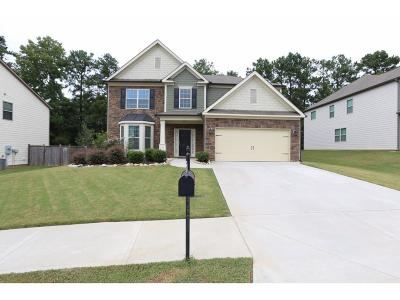 Union City Single Family Home For Sale: 4697 Irish Red Court