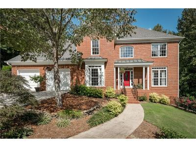Alpharetta Single Family Home For Sale: 5145 Southlake Drive