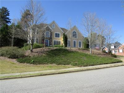 Dacula Single Family Home For Sale: 3355 Mill Valley Drive