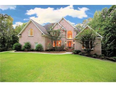 Cartersville Single Family Home For Sale: 92 Lakeside Trail SE