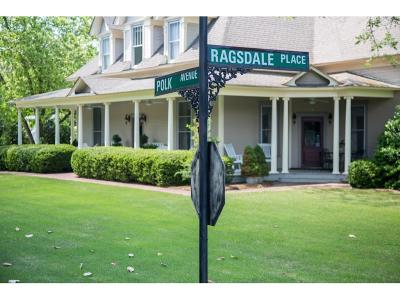 Dallas Single Family Home For Sale: 103 Ragsdale Place
