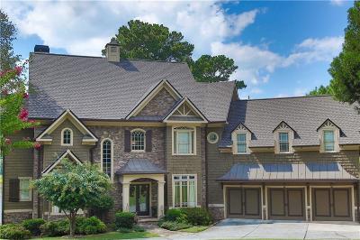 Canton Single Family Home For Sale: 651 E Shore Drive
