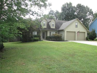 Cumming Single Family Home For Sale: 6945 Sewells Farm Road