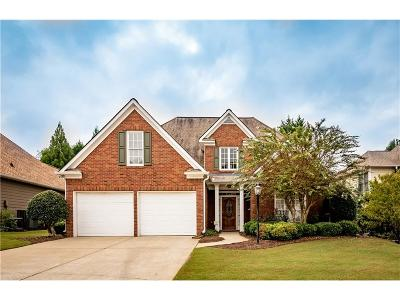 Kennesaw Single Family Home For Sale: 1234 Parkview Lane NW