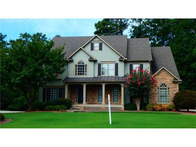 Kennesaw Single Family Home For Sale: 1101 Ector Chase