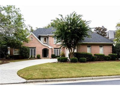 Johns Creek Single Family Home For Sale: 9355 Saint Georgen Common