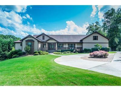 Dawsonville Single Family Home For Sale: 165 Payton Duncan Drive
