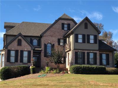 Winder Single Family Home For Sale: 1000 Carl Bramblett Road