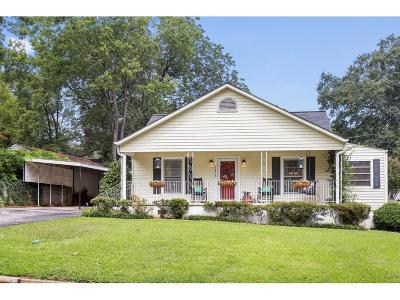 Smyrna Single Family Home For Sale: 1439 Spring Street SE