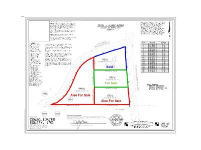 Cumming Residential Lots & Land For Sale: 4716-B Hyde Drive
