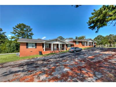 Calhoun Multi Family Home For Sale: 204 Columbus Circle