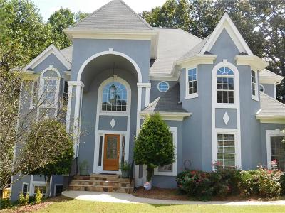 Lawrenceville Single Family Home For Sale: 2105 Prickly Pear Walk NW